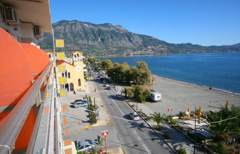 Hotel Flisvos - room view