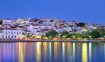 Pylos Night