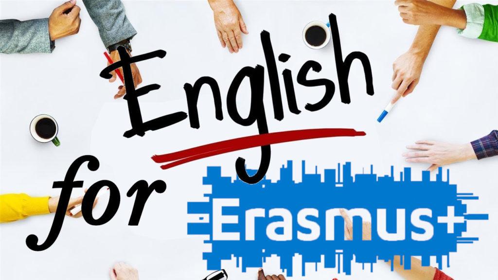 English for Erasmus+ course