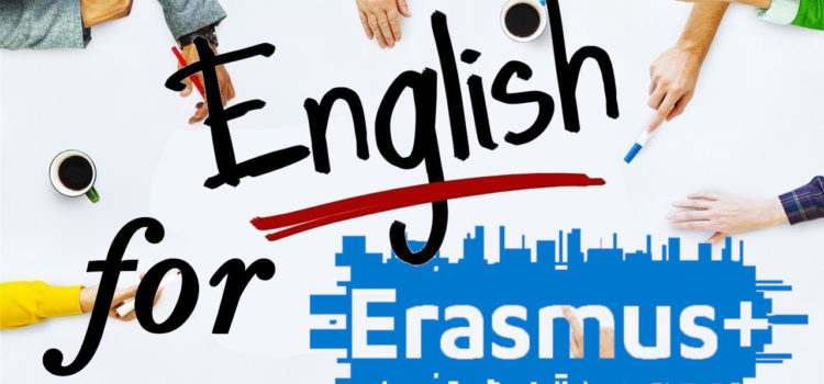 English for Erasmus+ course